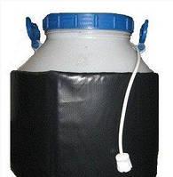 Декристаллизатор для роспуска меда в пластиковой емкости 40л