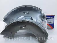 Тормозные колодки задние (барабан) на Рено Мастер II 98-> DP Akkussan (Турция) BS1310