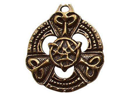 Амулет кельтский трискель равновесие с природой амулеты серии the cult