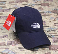 Мужская кепка The North Face, темно-синяя