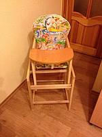 """Детский стульчик для кормления """"Наталка"""""""
