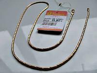 Золотая цепочка СНЕЙК 15.80 грамма 50 см. ЗОЛОТО 585 пробы