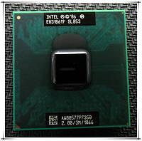 Процессор Intel Core 2 Duo T7350 (3M Cache, 2.00 GHz, 1600 MHz)