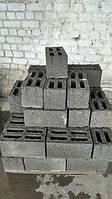 Шлакоблок стеновой 200/200/400 мм
