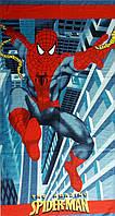 Пляжное  полотенце для мальчиков Spider-Man (Спайдер Мен), Турция