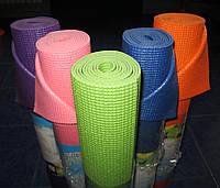 Коврик для йоги и фитнеса Yoga mat 3 мм