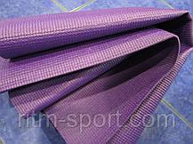 Килимок для йоги та фітнесу Yoga mat 3 мм, фото 3