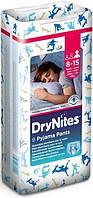 Huggies Трусики DryNites 8-15лет (27-57кг) 9 шт для мальчиков
