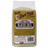 Bobs Red Mill, Смесь для выпечки с низким содержанием углеводов, 16 унций (453 г)