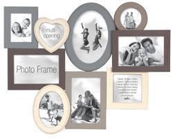 Фотоальбомы, рамки, мультирамки