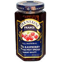 Chantaine, Фруктовый спред люкс, красная малина, 11,5 унции (325 г)