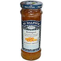 St. Dalfour, Кумкват, фруктовый спред, 10 унций (284 г)