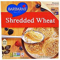Barbaras Bakery, Измельченная пшеничная крупа, 18 печений, 13 унций (369 г)