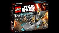 Конструктор LEGO Star Wars Resistance Trooper Battle Pack Боевой набор Сопротивления