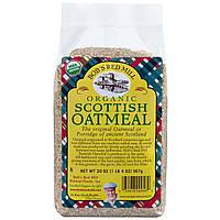 Bobs Red Mill, Натуральная шотландская овсянка, 20 унций (567 г)