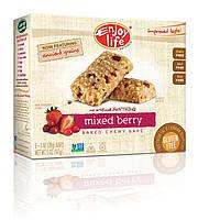 Enjoy Life Foods, Запеченные жевательные батончики со смесью ягод, 5 батончиков, 1 унция (28 г) каждый