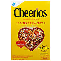 General Mills, Сухой завтрак Cheerios, 12 унций(340 g)