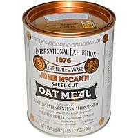 McCanns Irish Oatmeal, Измельченная овсянка, 28 унций (793 г)