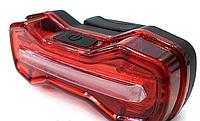 Фонарь велосипедный USB белый ZH-005-526-W