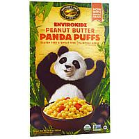 Natures Path, EnviroKidz, Хлопья Panda с органическим арахисовым маслом, 10,6 унций (300 г)