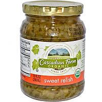 Cascadian Farm, Органическое сладкое удовольствие, 10 жидк. унц. (296 мл)