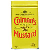 Colmans, Горчичный порошок высшего качества, 4 унции (113 г)