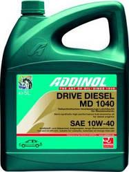 Масло моторное ADDINOL DRIVE DIESEL MD1040 (10W-40) 5L