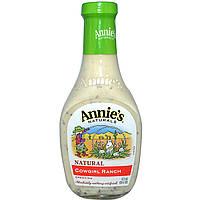 AnniesСвекольный сок, Фермерский соус Девушка-ковбой, 16 жидк. унц. (473 мл)