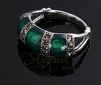 Кольцо Дриада с горным хрусталем