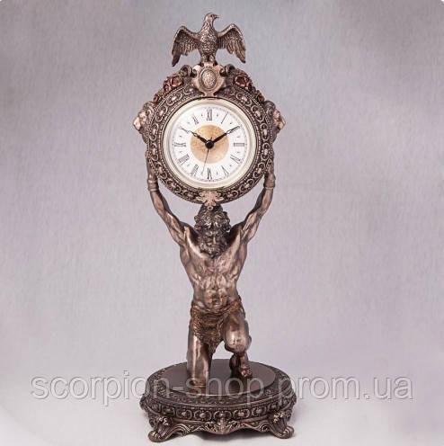 "Часы ""Атлант"" (38 см) Veronese Италия 75467 A4"