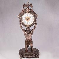 "Часы ""Атлант"" (38 см) Veronese Италия 75467 A4, фото 1"