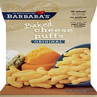 Barbaras Bakery, Готовые сырные слойки, натуральные, 5.5 унций (155 г)