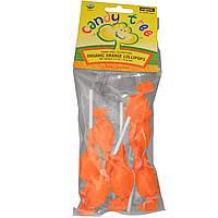 Candy Tree, Органические апельсиновые леденцы, 70 г (2,4 унции)