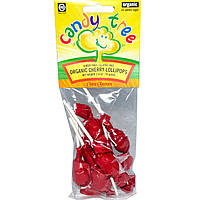 Candy Tree, Органические леденцы Вишня 2.4 унции (70 г)