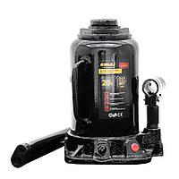 Домкрат гидравлический бутылочный mid 20 т H 217-407 мм Sigma 6105201