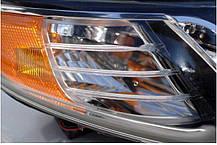 Передняя оптика CCFL & LED 2013 Version - KIA Forte / Koup (AUTO LAMP), фото 2