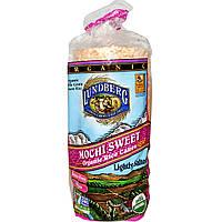 Lundberg, Органические рисовые хлебцы, вкус японских сладостей, 241 г