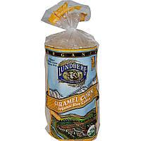 Lundberg, Органические рисовые кексы с карамельной кукурузой, 267 г
