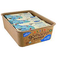 GoMacro, Macrobar, Protein Replenishment, Peanut Butter, 12 bars (2.3 oz each)