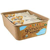GoMacro, Macrobar, Everlasting Joy, Coconut + Almond Butter + Chocolate Chips, 12 Bars, 2.3 oz (65 g) Each