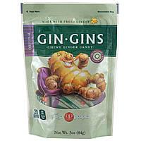 The Ginger People, GinGins, жевательное имбирное печенье, оригинальное, 3 унц. (84 г)