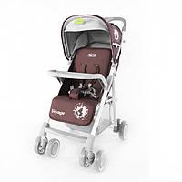 Детская коляска прогулочная TILLY Voyage T-161 Brown 3 положения