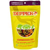 Sejoyia Foods, Dipperz, Broccoli, Cauliflower & Carrot Crunchies, Lemongrass Chili, 1.5 oz (44 g)