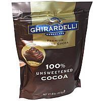 Ghirardelli, Обжаренный какао высшего сорта, 8 унций (227 гр)