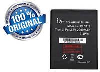 Аккумулятор батарея BL3216 для Fly IQ4414 оригинал