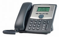 IP-телефон Cisco SB 3 Line IP Phone with Display and PC Port (SPA303-G2), фото 1