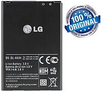 Аккумулятор батарея BL-44JH для LG Optimus L4 II E440 E445 / L5 II E455 E460 / L7 P700 P705 оригинал