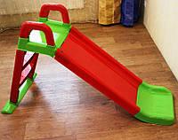 Горка для катания детей, пластиковая горка для дома и улицы