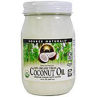 SourceСвекольный сок, 100% органическое кокосовое масло первого отжима, 15 жидких унций (443 мл)