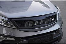 Решітка радіатора Ver.2 - KIA Sportage R (ROADRUNS), фото 3